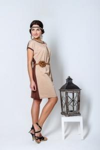 Платье-металлик 1917