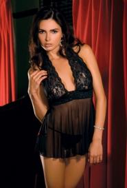 Эротическая сорочка Sexy Rene Rofe 30941