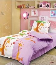 Комплект постельного белья Влюблённый жираф