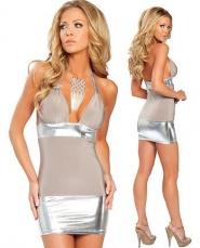 Сексуальное клубное платье 6250