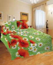 Комплект постельного белья Маки 77021