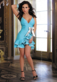 LIVIA CORSETTI CAPRICE комплект женский платье+стринги (Польша)