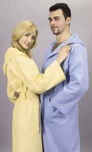 SPA - халат мужской и женский.