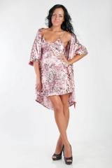 Комплект Juliana 33999 халат и сорочка